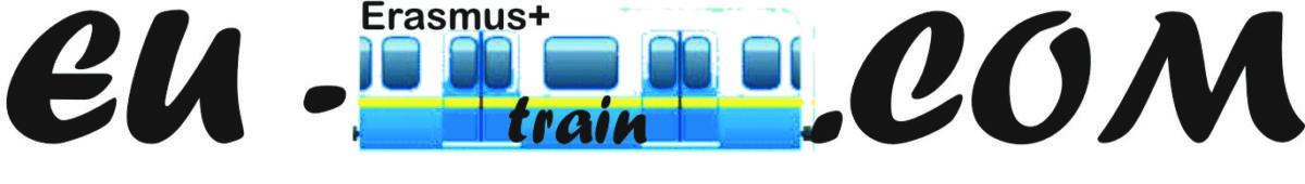 EUtrain projekt - logo 1